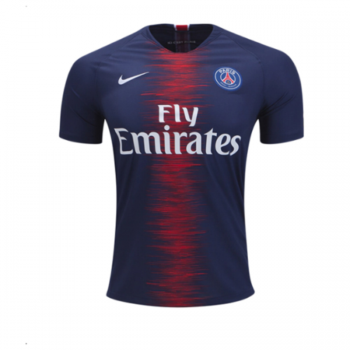 PSG Soccer Jerseys 2018-19 Home Football Shirts